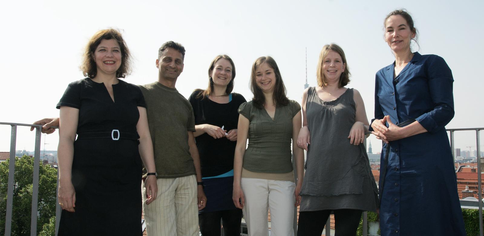 team-büro scharabi-architektur udn projekmanagement