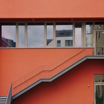 Neubau Mensa & Hort